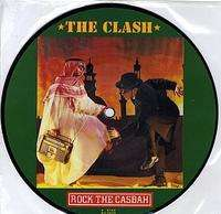 Clash - Rock The Casbah/long Time Jerk Record