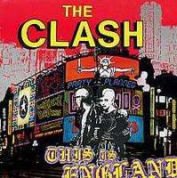 Clash - This Is England/do It Now Record