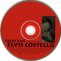 Elvis Costello - Sulky Girl(single Edit)