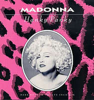 Madonna - Hanky Panky(bare Bottom 12 Mix/...(bare Bones Single Mix)/more)
