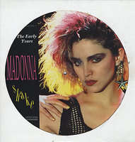 Madonna & Otto Von Wernherr - Early Years(shake-extended Mix/...edit Mix/...instrumental Mix)