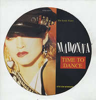 Madonna & Otto Von Wernherr - Early Years(time To Dance-extended/...instrumental/...radio Mix)