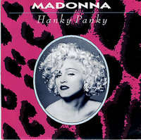 Madonna - Hanky Panky/more Single