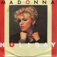 Madonna - Holiday/i Know It