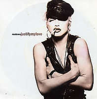 Madonna - Justify My Love/express Yourself Album