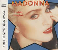 Madonna - Holiday/everybody