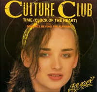 Culture Club - Time(clock Of The Heart/white Boys Can't Control It/romance Beyond The Alphabet)