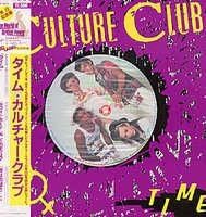 Culture Club - Time(clock Of The Heart/white Boys(long Vers.)/i'm Afraid Of Me(long Vers.)/do You Really...(dub Ve)