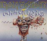 Iron Maiden - Can I Play With Madness/black Bart Blues/massacre
