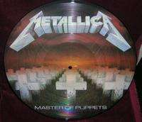 Metallica - Master Of Puppets (picture Disc)
