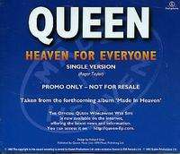 Queen - Heaven For Everyone(single Version)