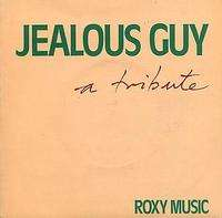 Roxy Music - Jealous Guy/to Turn You On LP