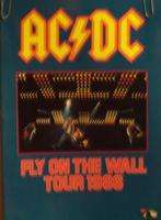Ac/dc - Fly On The Wall 86 - Tour Programme