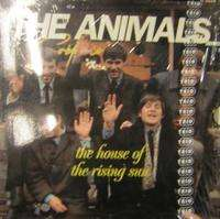 ANIMALS THE HOUSE OF THE RISING SUN BOX SET 3 LP