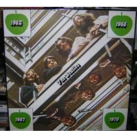 BEATLES 1962-1966/1967-1970 BOX 4 lp