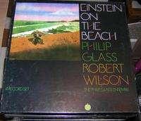 PHILIP GLASS ROBERT WILSON EINSTEIN ON THE BEACH BOX SET 4 lp