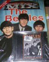 MIX MAGAZYN MUZYCZNY SELLES N° 12 THE BEATLES + 1 DOUBLE CD