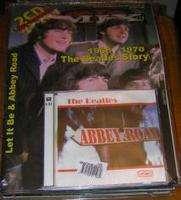MIX MAGAZYN MUZYCZNY SELLES N° 20 THE BEATLES STORY 68-70 + 1 DOUBLE CD