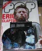 POP MAGAZYN MUZYCZNY SELLES N° 22 ERIC CLAPTON + 1 CD BEST OF CLAPTON
