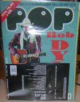 POP MAGAZYN MUZYCZNY SELLES N° 12/13 BOB DYLAN + 1 CD BOB DYLAN CHRONICLES