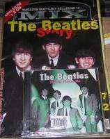 MIX MAGAZYN MUZYCZNY SELLES N° 14 THE BEATLES STORY + 1 CD PLEASE, PLEASE ME