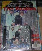 MIX MAGAZYN MUZYCZNY SELLES N° 15 THE BEATLES STORY + 1 CD BEATLES FOR SALE