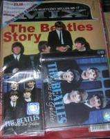 MIX MAGAZYN MUZYCZNY SELLES N° 17 THE BEATLES STORY + 1 CD OLDIES BUT GOODIES