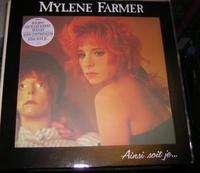 MYLENE FARMER Ainsi soit je  10 tracks