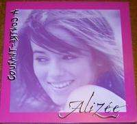 ALIZEE A contre courant