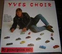 CHOIR YVES TOTO / PORCARO By prescription only  10 tracks