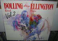 CLAUDE BOLLING Bolling plays Ellington Vol.2