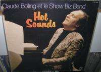 CLAUDE BOLLING Claude Bolling & the Show Biz Band : Hot sounds
