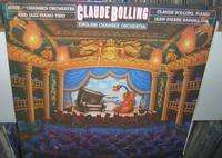 CLAUDE BOLLING Bolling : suite for chamber orchestra and jazz piano trio