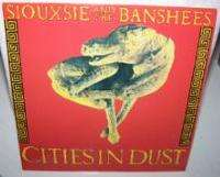 Siouxsie & The Banshees - Cities In The Dust/an Execution