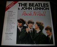 Beatles & John Lennon - Rock'n'roll Box Set 3 Lp
