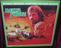 ALAN SILVESTRI Delta force