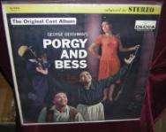 George Gershwin - Porgy And Bess Record