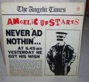 Angelic Upstarts - Never'ad Nothin'/nowhere Left To Hide