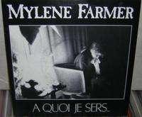 MYLENE FARMER A quoi je sers/La veuve noire