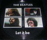 BEATLES Let it be/You know my name
