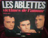 ABLETTES Victimes de l'amour(Single version)/...(Instrumental mix)/Guerillero