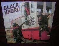 BLACK UHURU THE GREAT TRAIN ROBBERY / VOCAL / DUB / DANCE