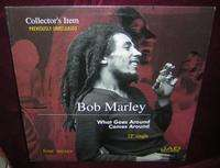 BOB MARLEY WHAT GOES AROUND COMES AROUND - FOUR MIXES