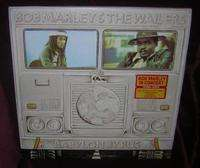 BOB MARLEY & THE WAILERS BABYLON BY BUS (WITH POSTER & INNERSLEEVE)