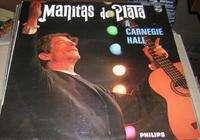 MANITAS DE PLATA A CARNEGIE HALL