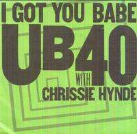 Ub40 - I Got You Babe / Nkomo A Go Go