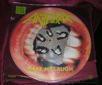 Anthrax - Make Me Laugh / Friggin' In The Riggin' / Antisocial (live)