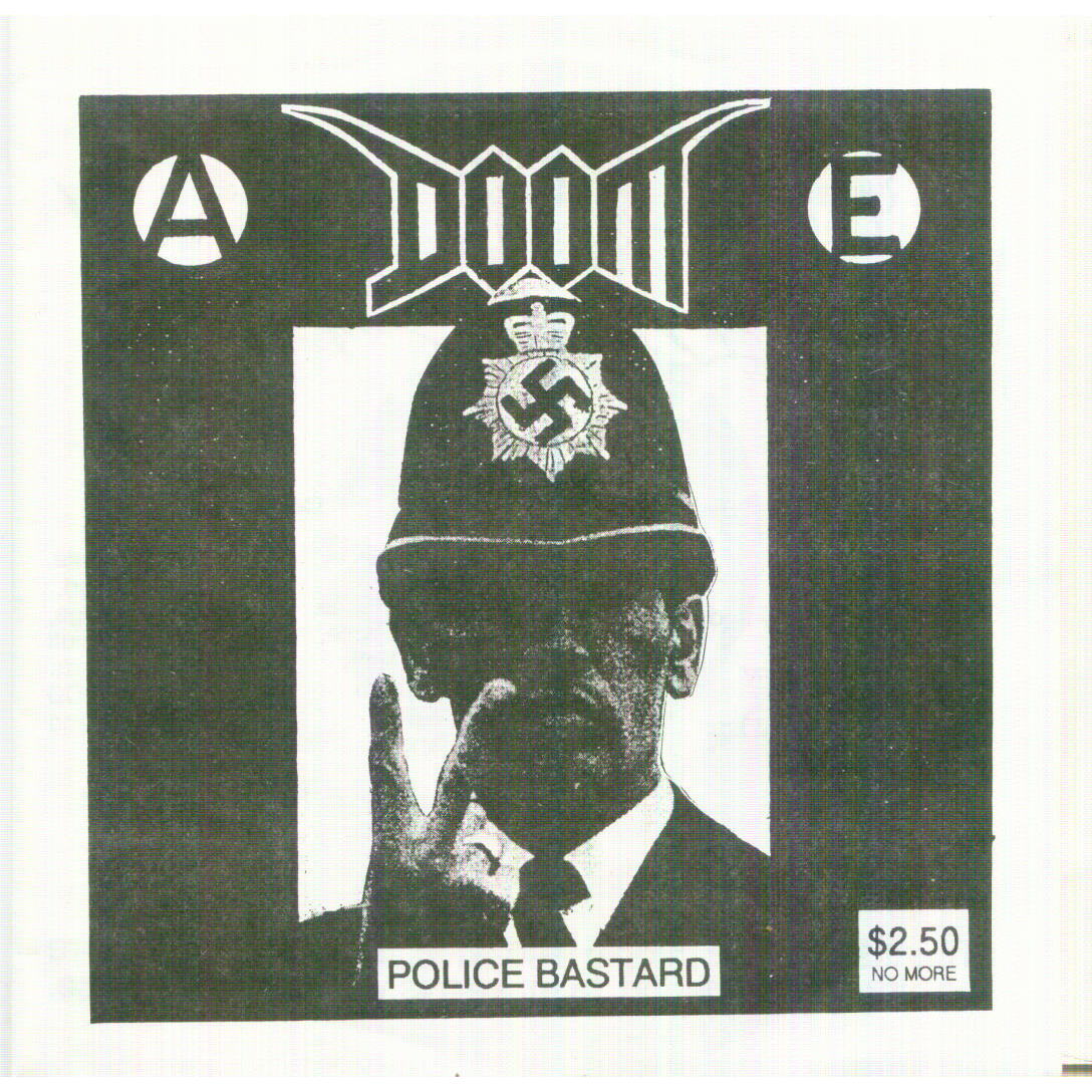 DOOM RELIEF PT.2 / POLICE BASTARD / DISEASED / CIRCLES / MEANS TO AN END