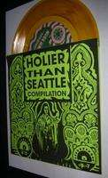 VARIOUS ARTISTS HOTTER THAN SEATTLE (LIMITED EDITION 1000 EX)