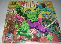 HULK FOUR STORIES (BLACK CHASM/MONSTER FROM THE DEEP/THE ASSASSIN/BLIND ALLEY